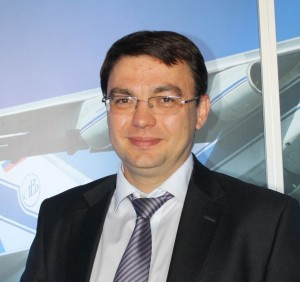 Denis iIlin, Executive president of AirBridgeCargo Airlines 2